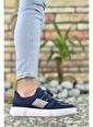 Riccon Lacivert Lacivert Erkek Sneaker 00122023 Lacivert